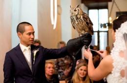 Huwelijk op 2 februari 2013 bij Kasteel Doorwerth