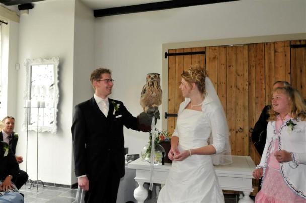 Huwelijk van Gert & Belyse op 21 mei 2010 – Foto 4