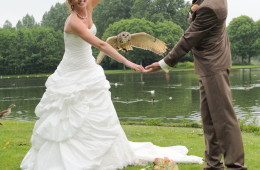 Huwelijk van Jeroen & Linda op 18 juni 2010 – Foto 1