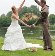 Huwelijk van Jeroen & Linda op 18 juni 2010 – Foto 2