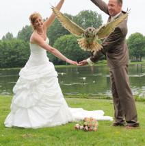 Huwelijk van Jeroen & Linda op 18 juni 2010 – Foto 3