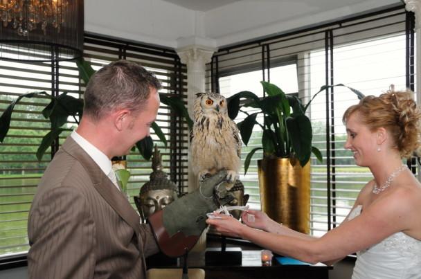 Huwelijk van Jeroen & Linda op 18 juni 2010 – Foto 7