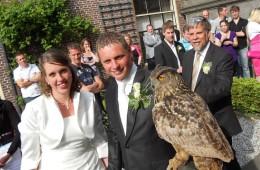 Huwelijk van Johannes en Nynke op 6 mei 2011 – Foto 1