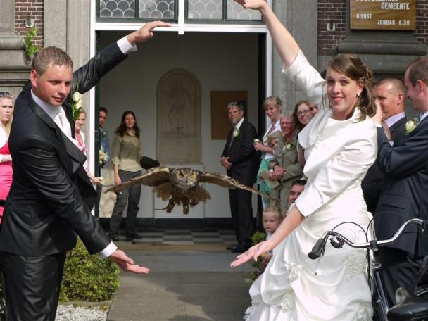 Huwelijk van Johannes en Nynke op 6 mei 2011 – Foto 2