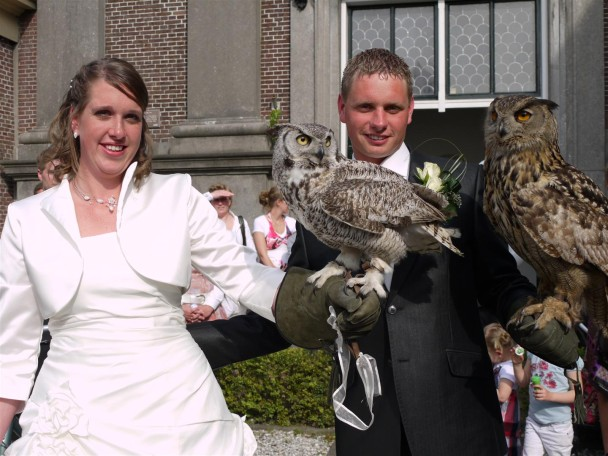 Huwelijk van Johannes en Nynke op 6 mei 2011 – Foto 3