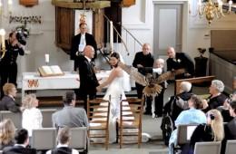 Huwelijk in Maasdam op 20 mei 2011 – Foto 1