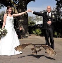 Huwelijk in Maasdam op 20 mei 2011 – Foto 2