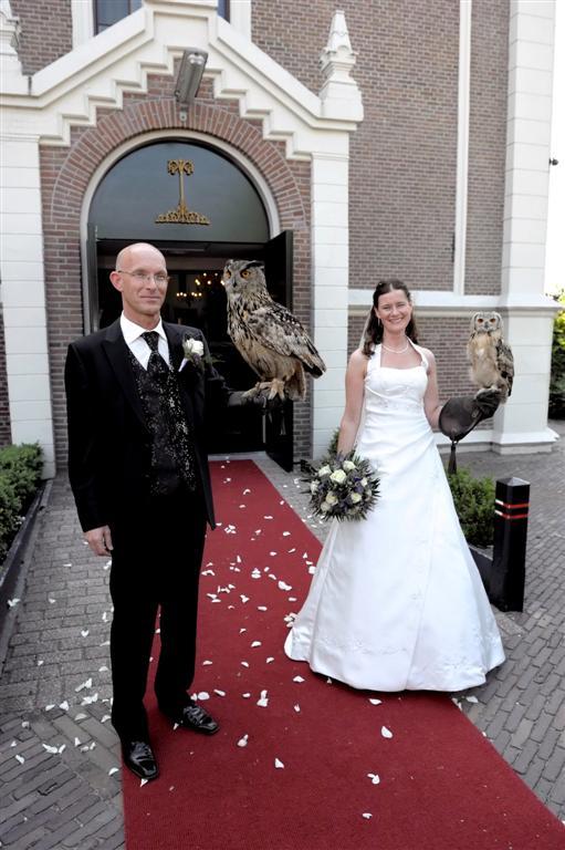Huwelijk in Maasdam op 20 mei 2011 – Foto 3