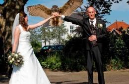 Huwelijk in Maasdam op 20 mei 2011 – Foto 5