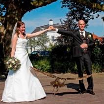 Huwelijk in Maasdam op 20 mei 2011 – Foto 6
