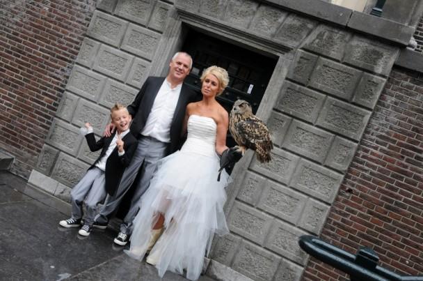 Huwelijk Hans & Lou – Foto 1