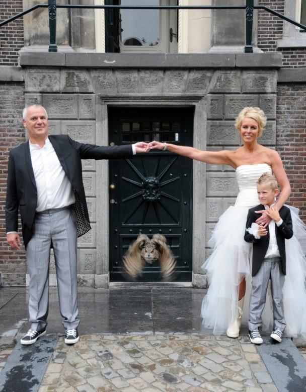 Huwelijk Hans & Lou – Foto 2